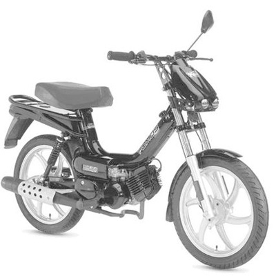 Tomos Funsport'R e-start