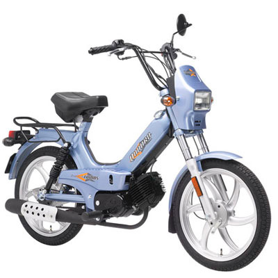 Tomos Quadro e-start